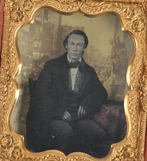 Sixth-Plate Ambrotype