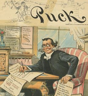 Puck Magazine, Advertising