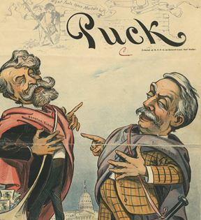 Puck Magazine, U.S. Congress