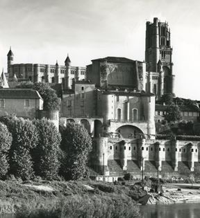 Albi French Cathedral