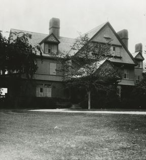 New York History (Theodore Roosevelt Home)