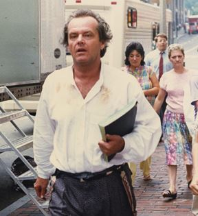Jack Nicholson (Peter Warrack)