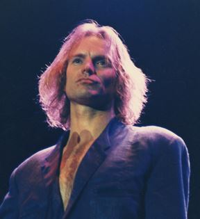 Sting, The Police (Peter Warrack)