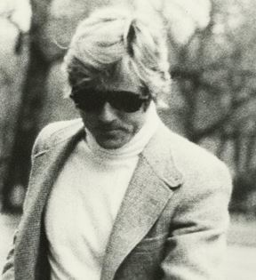 Robert Redford (Peter Warrack)