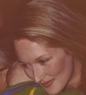 Meryl Streep (Peter Warrack)