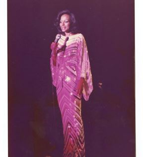 Diana Ross (Peter Warrack)