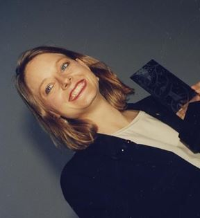 Jodie Foster (Peter Warrack)