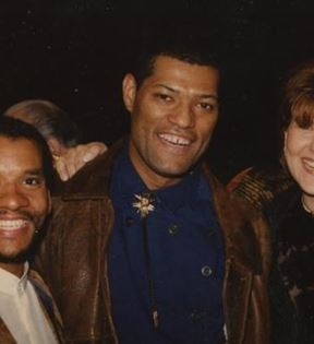 Laurence Fishburne (Peter Warrack)