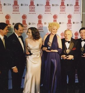 2001 Tony Award Winners (Peter Warrack)