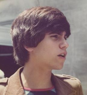 Robby Benson (Peter Warrack)