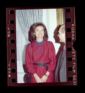 Jacqueline Kennedy (Peter Warrack)
