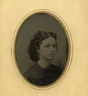 19th Century Tintype Portrait