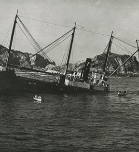 Historic Shipwrecks