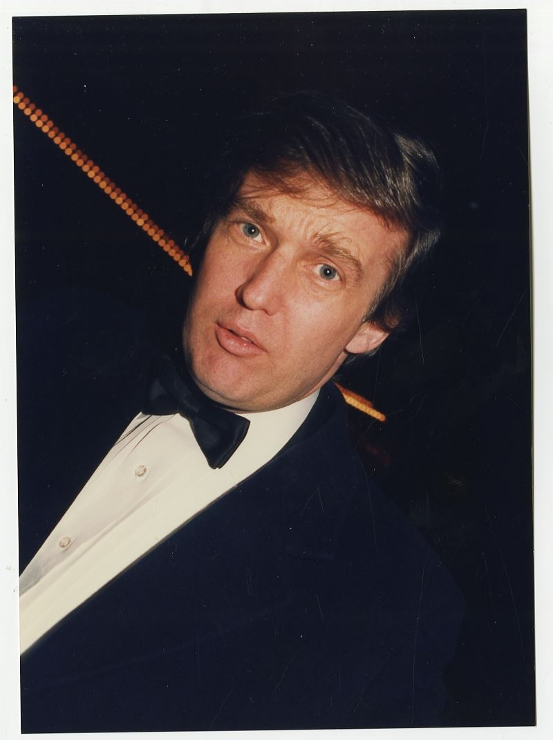 Donald Trump (Peter Warrack)