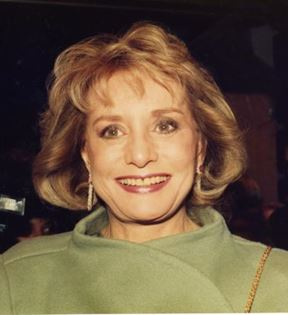Barbara Walters (Peter Warrack)