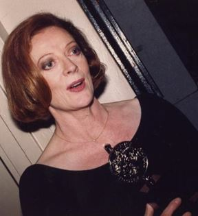 Maggie Smith (Peter Warrack)