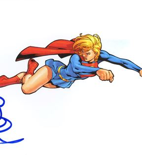 Supergirl Linda Danvers creator Peter David