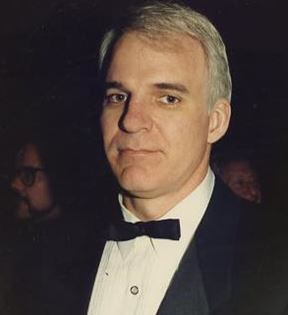 Steve Martin (Peter Warrack)