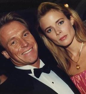 Corbin Bernsen & Kara Glover (Peter Warrack)