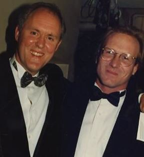 John Lithgow & William Hurt (Peter Warrack)