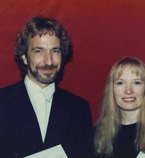 Alan Rickman & Lindsay Duncan (Peter Warrack)