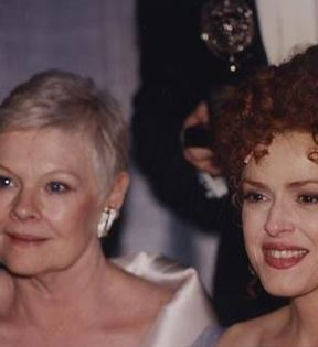 Judi Dench & Bernadette Peters (Peter Warrack)
