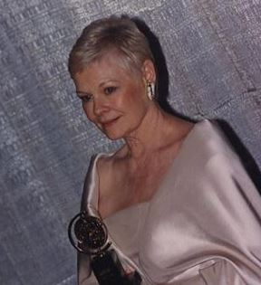 Judi Dench (Peter Warrack)