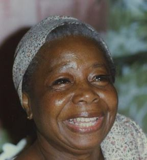 Butterfly McQueen (Peter Warrack)