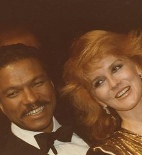 Ann-Margret & Billy Dee Williams (Peter Warrack)
