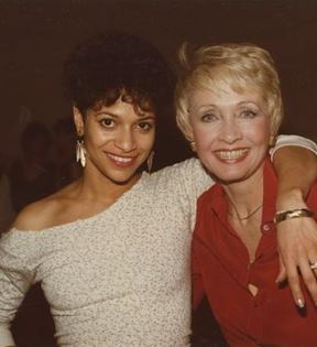 Debbie Allen & Jane Powell (Peter Warrack)
