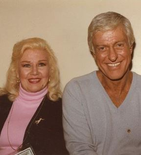 Dick Van Dyke & Ginger Rogers (Peter Warrack)