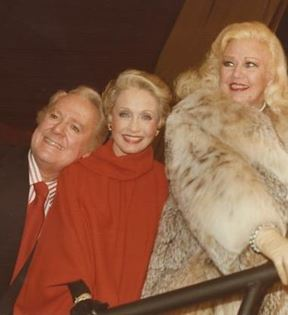 Ginger Rogers, Jane Powell & Van Johnson (Peter Warrack)
