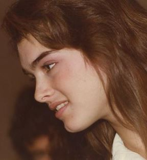 Brooke Shields (Peter Warrack)