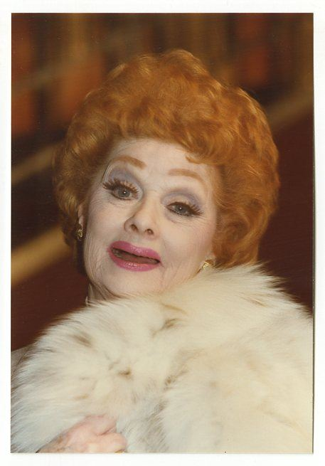 Lucille Ball (Peter Warrack)