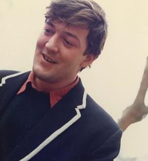 Stephen Fry (Peter Warrack)