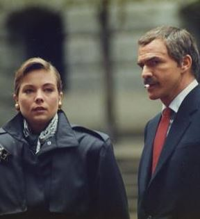 Burt Reynolds & Teresa Russell (Peter Warrack)