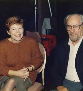 Eli Wallach & Anne Jackson (Peter Warrack)