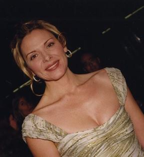 Kim Cattrall (Peter Warrack)
