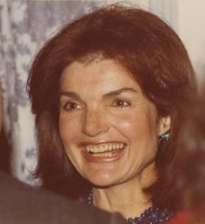 Jacqueline Kennedy Onassis (Peter Warrack)