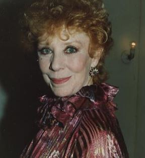 Gwen Verdon (Peter Warrack)
