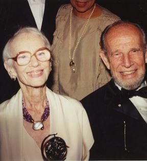 Hume Cronyn & Jessica Tandy (Peter Warrack)