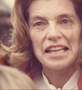 Eunice Kennedy Shriver (Peter Warrack)