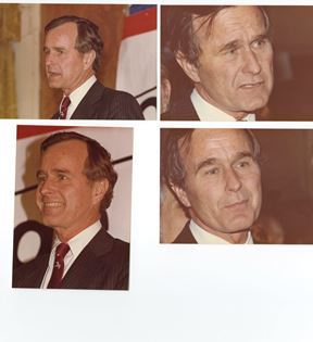 George H.W. Bush (Peter Warrack)