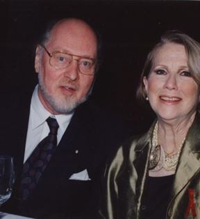 Julie Harris & John Williams (Peter Warrack)