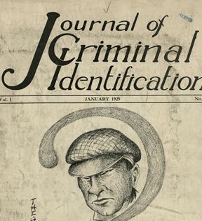 Journal of Crime Identification