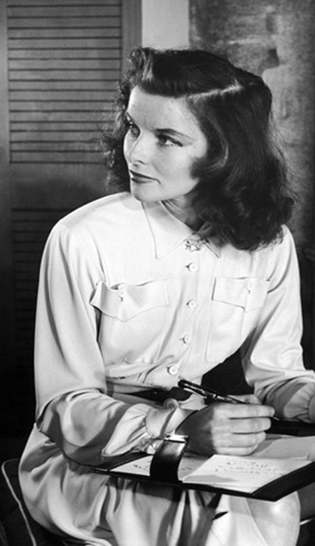 JG Autographs -  A currated collection of personal autographed letters from Katharine Hepburn
