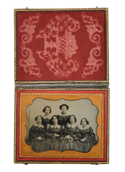 Quarter-Plate Ambrotype