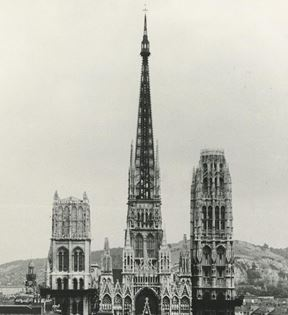 Rouen French Cathedral