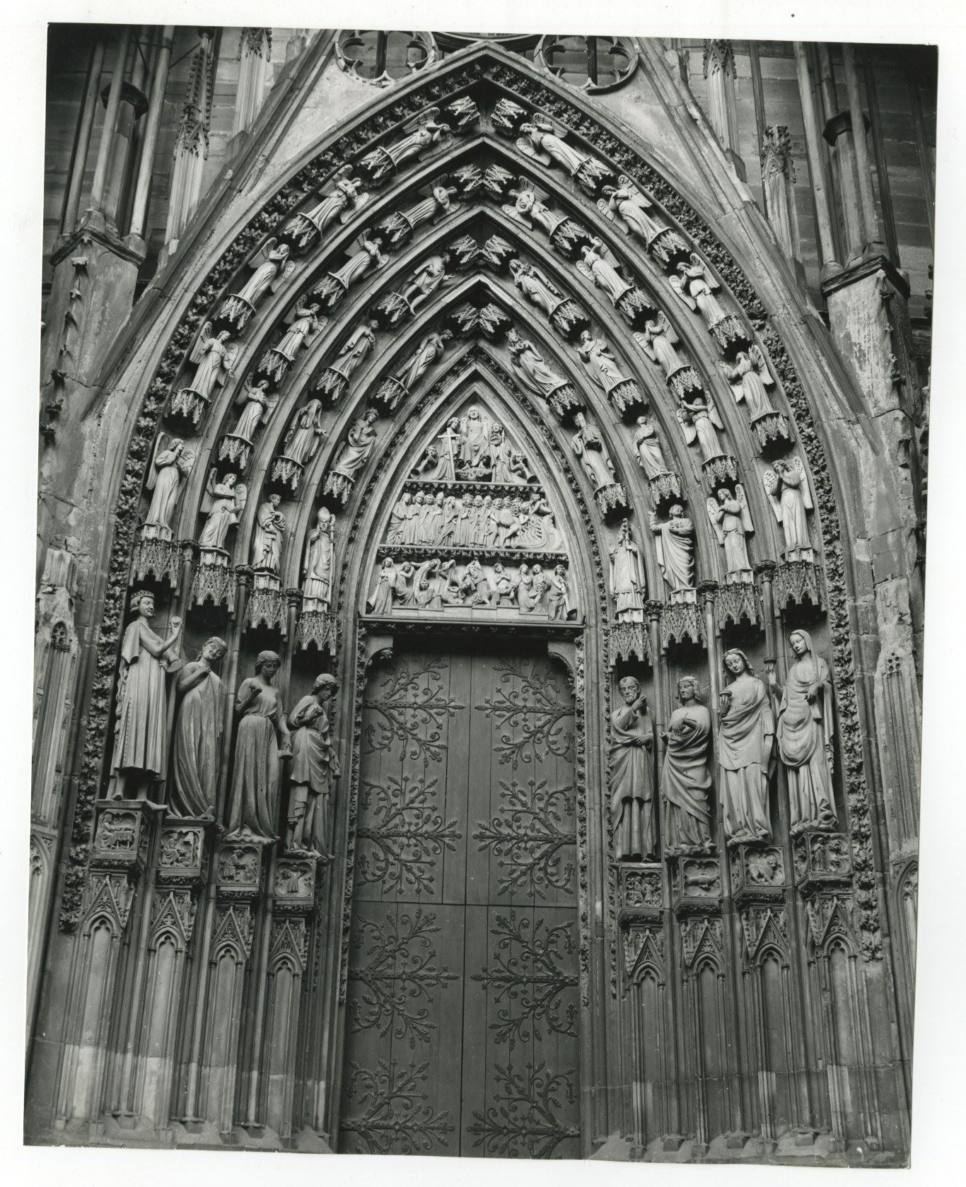 Strasbourg French Cathedral