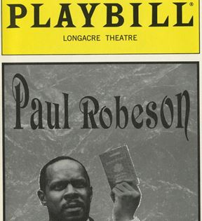 """Paul Robeson"""
